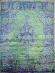 Saree Silk Rugs