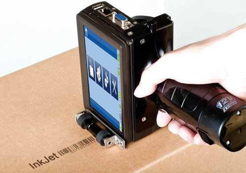 Hand Held Printer Innovative Handheld Coding Solutions