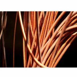 Drawn Glass Copper Wire