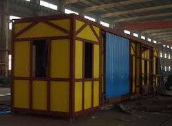 PUF Insulated Instant Housing Panels Making Machine
