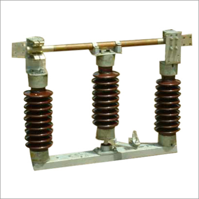 Substation Equipment Electric Isolator Manufacturer From