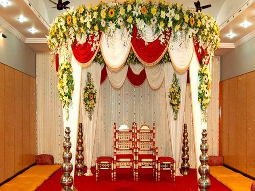 Wedding Stage & Wedding Stage Holiday u0026 Party Decorations | Narmada Tent House in ...