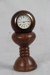 Teak Wood Watch