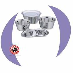 Silver Finger Bowls, Size: 14 To 26 Cm