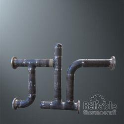 High Pressure Gas Pipe Spool