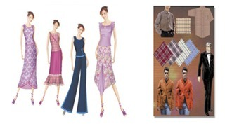 Fashion textile design software 94