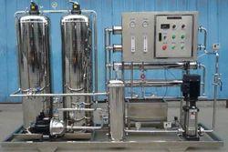 SS 1000 LPH RO Plant