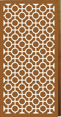 Designer Mdf Jali Cutting Services In Industrial Area