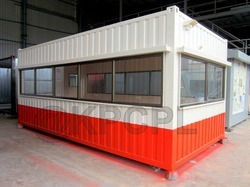 ACP Toll Booth Cabin