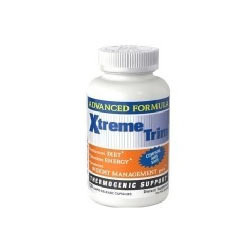 Nature's Bounty Xtreme Trim 120 Rapid Release Capsules