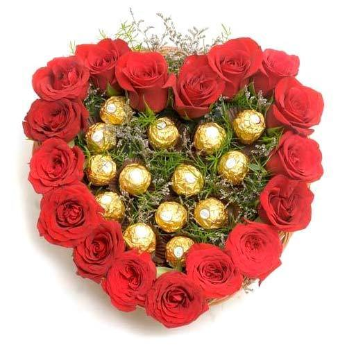 Valentine Chocolate Bouquets View Specifications Details Of