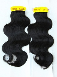 Wefted Peruvian Deep Wave Hair