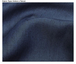 Cotton X Tencel Denim Fabric