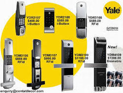 Yale Fingerprint Door Lock & Yale Fingerprint Door Lock at Rs 5000 /number | Fingerprint Door ...