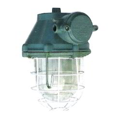 160W Flameproof Well Glass LED Fitting