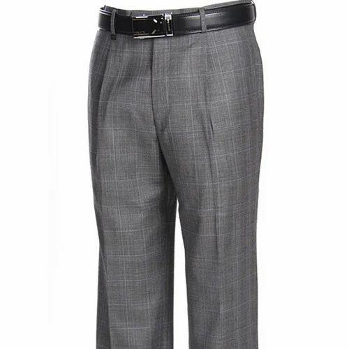Men Business Casual Trousers, Man