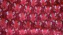 Strawberry Half Jari Raschel Knitted Fabric