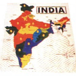 India Map Puzzle.India Map Puzzle At Rs 880 Piece Kakrola New Delhi Id 5370973062
