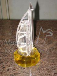 Acrylic Burj Arab Momento