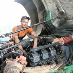 Dumper Repairing Service