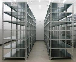 Slotted Angle Storage System