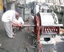 A.C. & D.C. Electric Motors
