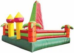 Rock Bouncy Amusement Game