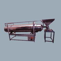 Puff Snacks Roaster Machine