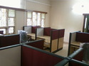 Wooden Cubicles