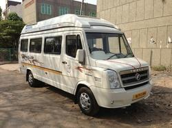 15 Seater Tempo Traveller On Rent In Gurgaon
