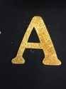 Glitter Alphabets for Banners Size 5