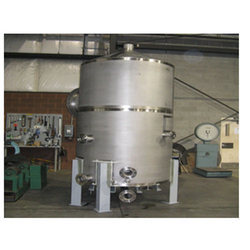 Chemical Plant Process Vessel
