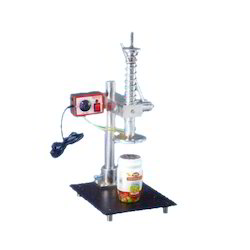 Hand Operated Jar Sealing Machine