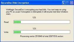 Winmagic Encryption Antivirus Software
