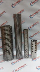 Metal Perforated Tubes