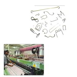 Shama Spring Industries Wire Form for Textile Industry, for Industrial
