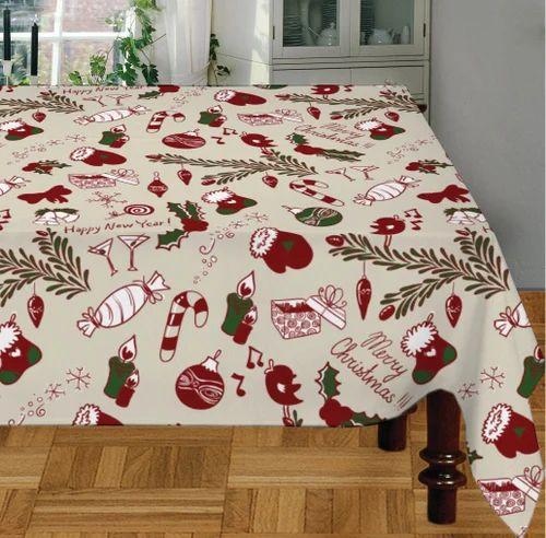 2015 Christmas Design Tablecloth