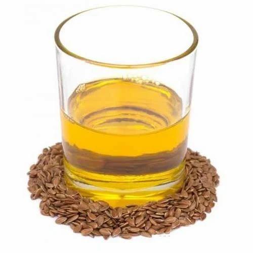Ecooverseas Linum Usitatissimum Raw Linseed Oil, Packaging Type: Barrels, Packaging Size: 200 kgs