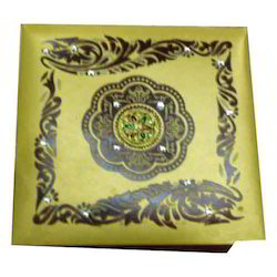 Square Laddu Box