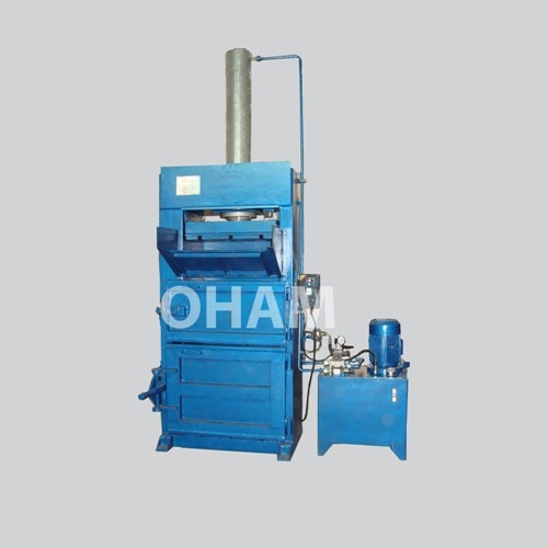 Pet Bottle Baling Press Manufacturer From Ahmedabad
