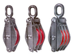 Wire Rope Pulley Block - Manufacturers, Suppliers & Traders
