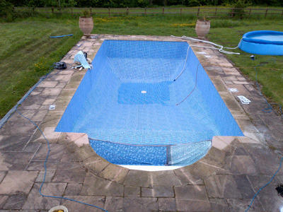 Swimming Pool Refurbishment, Refurbishment Job Work ...