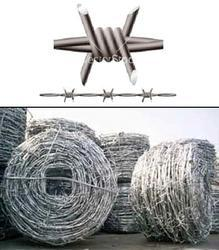 GI Silver Barbed Wire