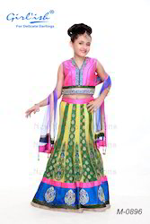Kids Designer Lehenga Choli