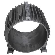 Three Phase Cover or Frame Aluminium Die Cast Motor Bodies, For Agriculture, Pump Industries