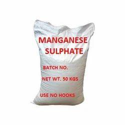 Manganese Sulphate, Packaging Type: Bag, Packaging Size: 50 Kgs