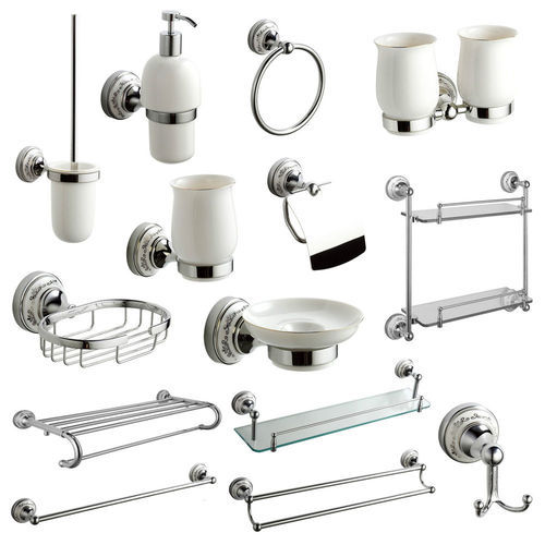 About Bathroom Accessories