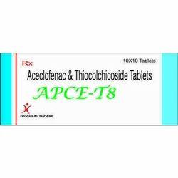 APCE-T8 Aceclofenac Tablets