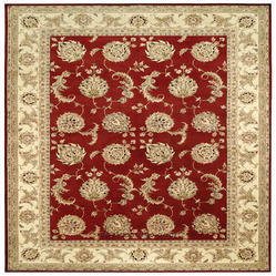 Flat weave rugs frontier lattice flat weave rug in taupe for Pier import oran