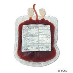 Blood Bag System